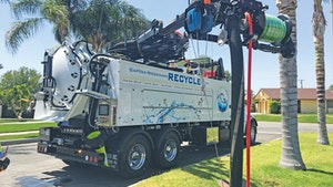 Recycle JetVac Tackles Municipality's Major Grease Problem