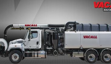 AllJetVac Combination Sewer Cleaner Walkaround