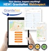 CUES GraniteNet WebInspect Inspection App