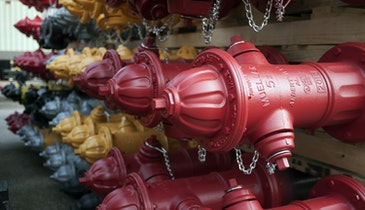 Proper Painting of Fire Hydrants for Maintenance & Color Classification