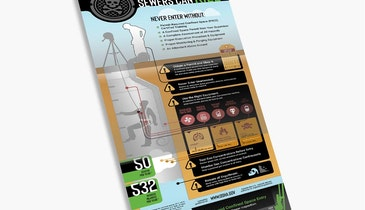 Free Confined-Space Safety Poster