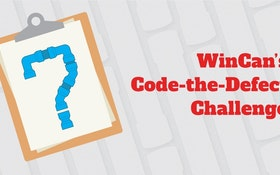 WinCan's Code-the-Defect Challenge
