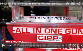 CIPP Liner System Inflates Profits Without Deflating