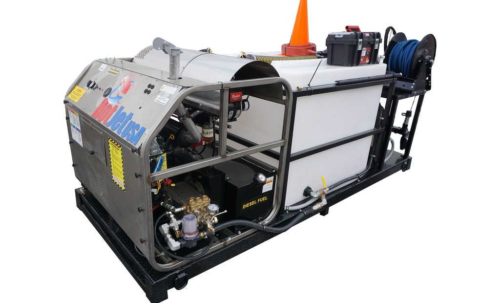 HotJet II Load 'n Go Jetters Offer Versatility and Performance