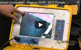 Hathorn Corporation - Magnum DVR - 2012 Pumper & Cleaner Expo