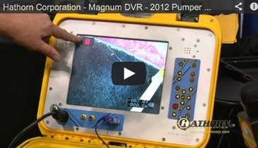 Hathorn Corporation - Magnum DVR - 2012 Pumper & Cleaner Expo