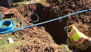 MUNICIPEX Keeps Virginia Residents' Water Running During Water Main Replacement