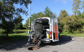 Scan and Inspect Manholes, Lift Stations, Pipelines and More with the MIV