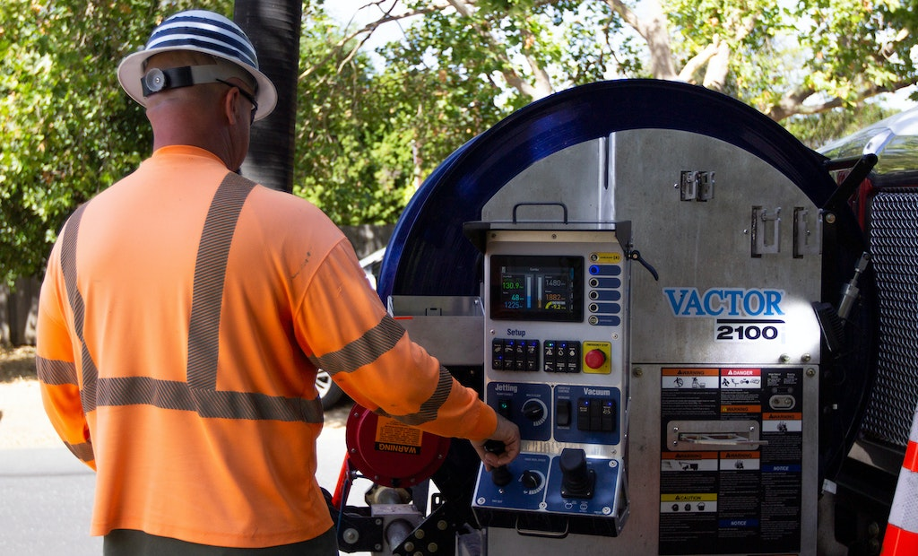 Vactor IntuiTouch Technology Delivers Ultimate Operator Ease and Simplicity