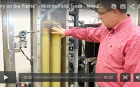 """Dry on the Plains"" - Wichita Falls Texas - May 2014 MSW Video Profile"