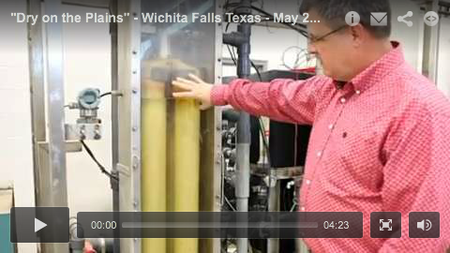 """""""Dry on the Plains"""" - Wichita Falls Texas - May 2014 MSW Video Profile"""