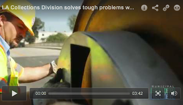 LA Collections Division solves tough problems with homemade tools and old school solutions