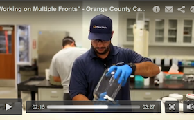 """Working on Multiple Fronts"" - Orange County Ca. - September 2013 MSW Video Profile"