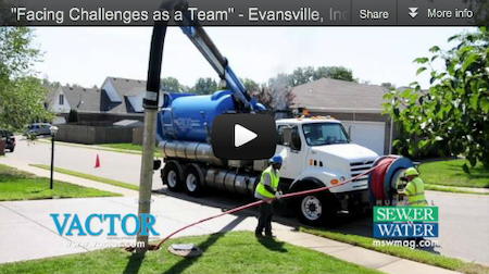 """Facing Challenges as a Team"" - Evansville, Indiana - December 2012 MSW Video Profile"