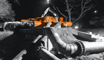 Xylem's Bypass Enables Critical Upgrades for Aging Sewer Lines in Greenwich