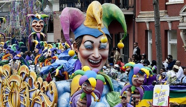 Mardi Gras Wreaks Havoc on New Orleans Storm Drains