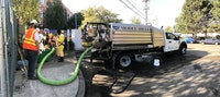 A Jet/Vac Truck with a Smaller Footprint and No CDL Required: The Model 400 ECO