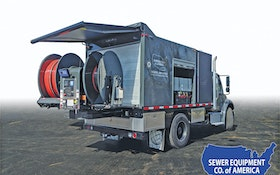 Sewer Equipment Co. Announces Model 800 Series IV