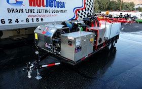 The Powerful Platinum Series HotJet III 4n1 Combo Vac System