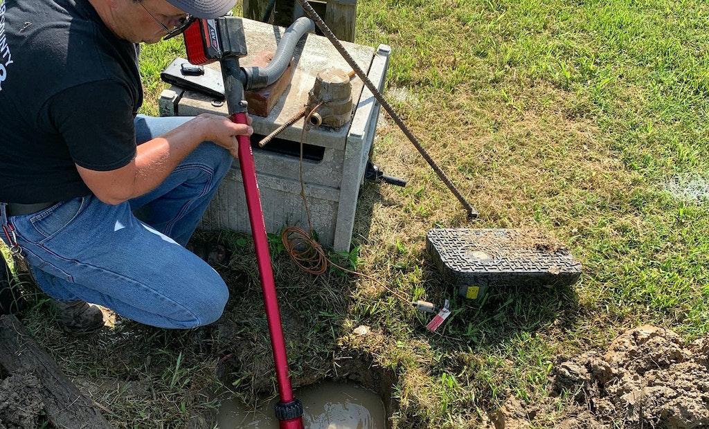 Reed Manufacturing Pump Stick Pump