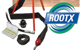 RootX Offers Solution for Restoring Pipe Flow Capacity