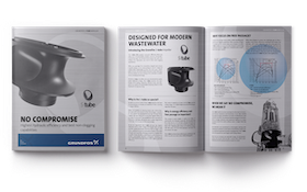 Designed for Modern Wastewater: Introducing the Grundfos S-Tube Impeller