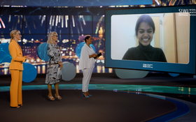 Young American Researcher Wins Stockholm Junior Water Prize 2021