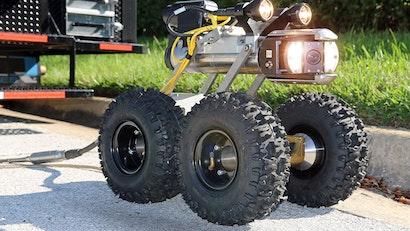 A Rugged and Versatile Robotic Camera Transporter