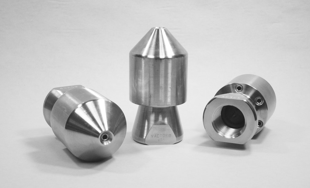 Selecting the Right Nozzle for Sewer Cleaning Applications