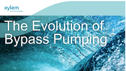 Next-Generation Portable Bypass Pumping Systems from Xylem Rental Solutions