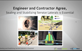 Webinar: Engineer and Contractor Agree: Sealing and Stabilizing Service Laterals is Essential