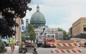 Rhinelander Community Invests in Downtown's Future with Streetscape Project