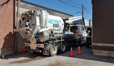 Dependable Service and Reliable Equipment Are Keys to Success for Ontario Sewer Rehab Contractor