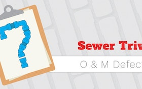 Sewer Trivia: Operations and Maintenance Defect Code Challenge