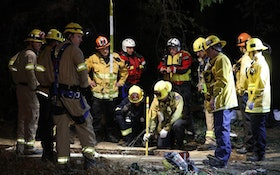 Teen Found Alive After Falling into Sewer