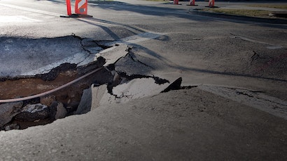 Are You Working to Prevent Sinkholes?