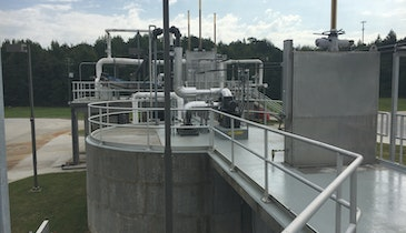 Water Control Gates Remain in Place at W.B. Casey WRF Even After Expected Replacement