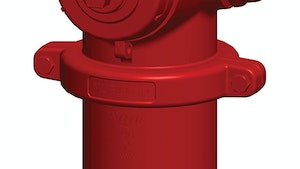Hydrant - Mueller Water Products Super Centurion A-403