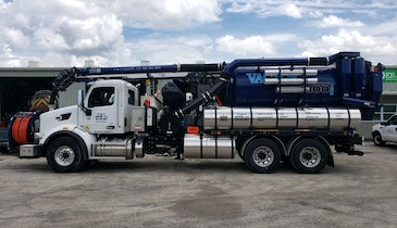 Vactor 2100i Features Add Operator Ease and Efficiencies for TNT Sewer