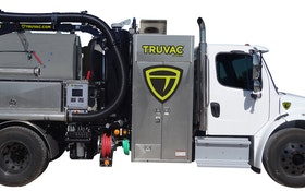 Vactor Manufacturing Introduces TRUVAC Brand of Vacuum Excavators