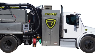 Vactor Manufacturing Introduces TRUVAC Brand of Vacuum Excavators