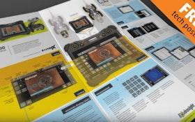 VC500 Tech Poster
