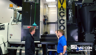 Brand-New Operator Enclosure Is a Key Feature of Updated X-Cavator by Vac-Con