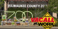 Zoo Uses AllCatch Vacuum Machine For Efficient Waste Disposal
