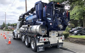 Vactor 2100i Catch Basin Cleaner is Ideal for Fall Cleanup