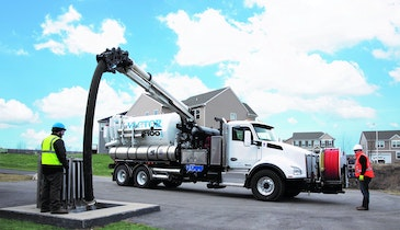 Vactor Debuts New Combination Sewer Cleaner