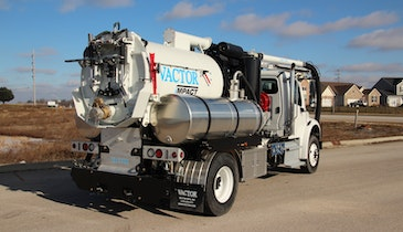 iMPACT Combination Sewer Cleaner is Ideal for Smaller-Scale Applications