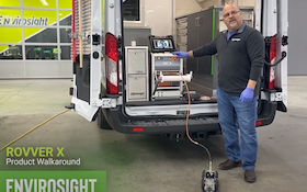 Video Walkaround: The Versatile ROVVER X Sewer Inspection Crawler