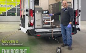 Video Walkaround: The Versatile ROVVER X Sewer Inspection Crawler
