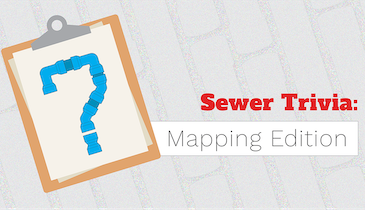 Sewer Trivia: Mapping Challenge